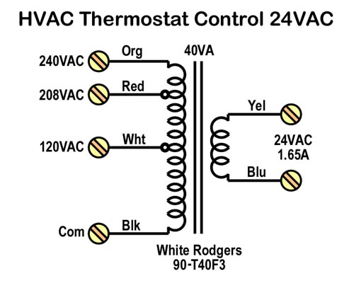 white_rodgers90 t40f3s 90 t40f3 wiring diagram diagram wiring diagrams for diy car repairs White Rodgers Relay Wiring at mifinder.co